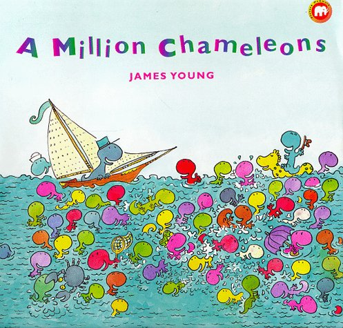 9780749739614: A Million Chameleons (Picture Mammoth)