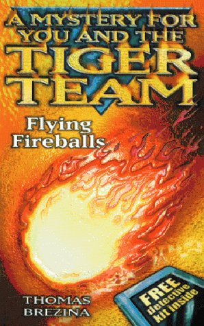 9780749741297: Tiger Team: Flying Fire Balls