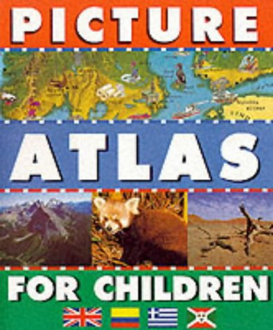 Picture Atlas for Children (0749744022) by Julia Gorton