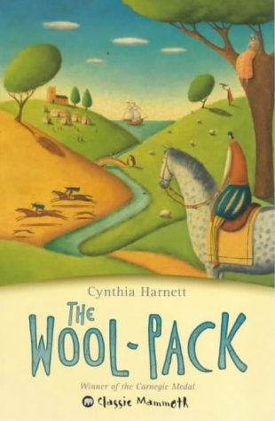 9780749745806: The Wool-pack (Classic Mammoth)