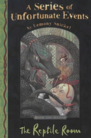 9780749746124: The Reptile Room (A Series of Unfortunate Events)