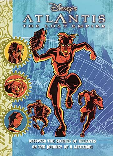 9780749746179: Atlantis: The Lost Empires: Disney Album