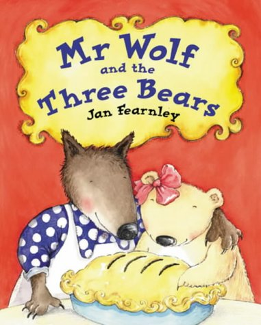 9780749746278: Mr.Wolf and the Three Bears