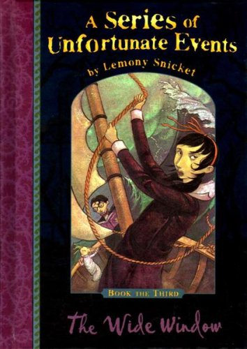 The Vile Village - Book The Seventh: Lemony Snicket - FIRST UK HARDBACK EDITION