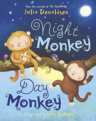 9780749748937: Night Monkey, Day Monkey