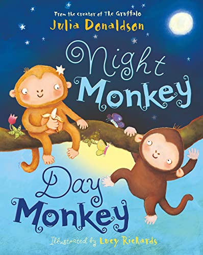 9780749748937: Night Monkey, Day Monkey