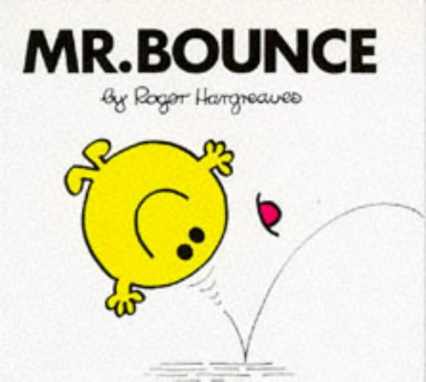 9780749800024: Mr. Bounce (Mr. Men Library)
