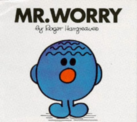 9780749800116: Mister Worry (Mr. Men Library) (Spanish Edition)