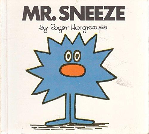 9780749800246: Mister Sneeze (Mr. Men Library) (Spanish Edition)
