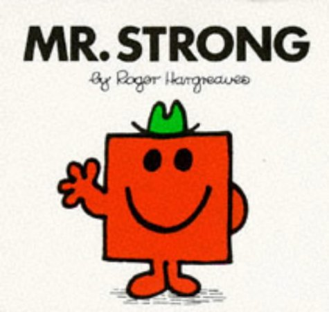 9780749800314: Mr. Strong (Mr. Men Library)