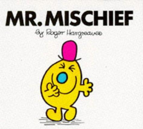 9780749800369: Mr.Mischief (Mr. Men Library)