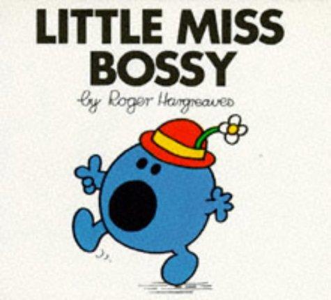 Little Miss Bossy (Little Miss library) (Spanish: Hargreaves, Roger