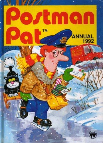 Postman Pat Annual 1992 (Annuals): Apsley, Brenda