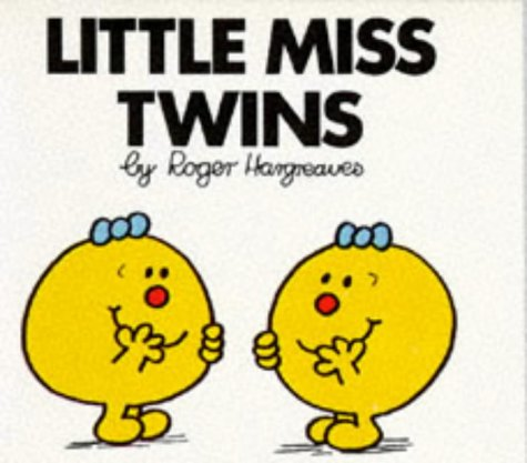 9780749804886: Little Miss Twins