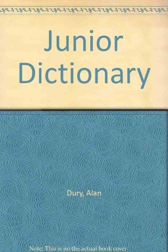 9780749808426: Junior Dictionary