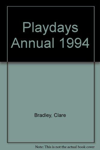 9780749813673: Playdays Annual 1994