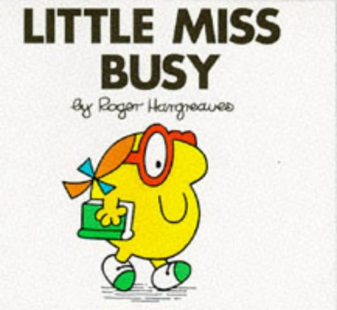 9780749816438: Little Miss Busy (Little Miss Library)