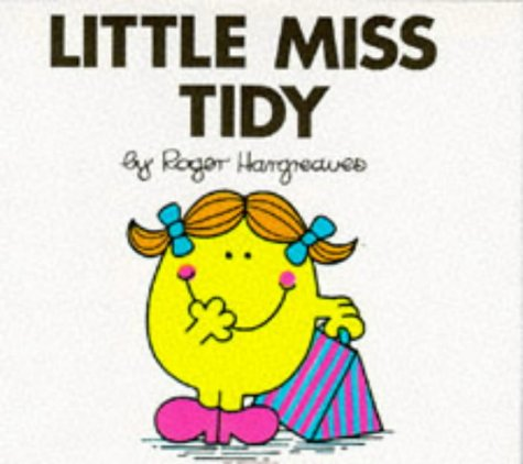 9780749816469: Little Miss Tidy (Little Miss Library)