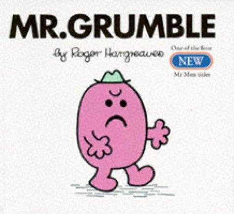9780749817640: Mr.Grumble (Mr. Men Library)