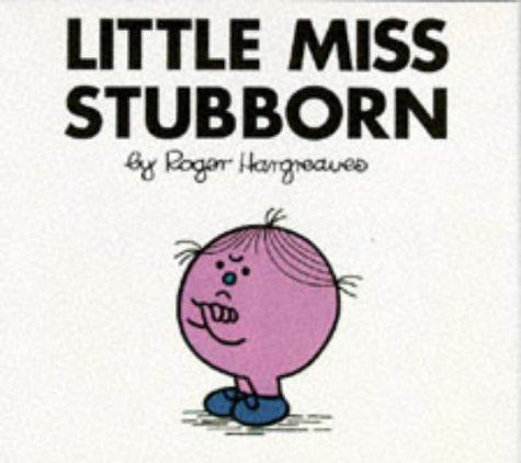 9780749819583: Little Miss Stubborn