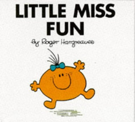 Little Miss Fun (Little Miss Library): Hargreaves, Roger