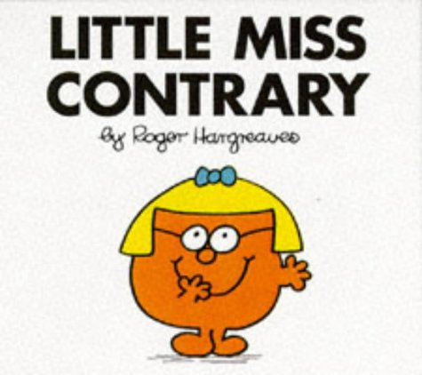 9780749819613: Little Miss Contrary (Little Miss Library)
