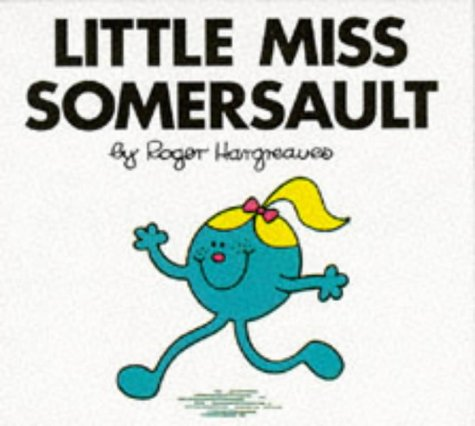 9780749819620: Little Miss Somersault (Little Miss Library)