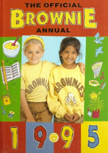 Brownie Annual 1995: Thompson, Vronwyn M.