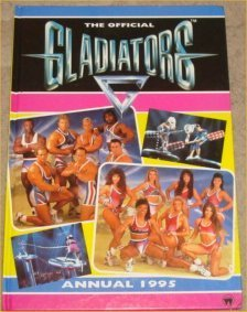 9780749820190: Gladiators Annual 1995