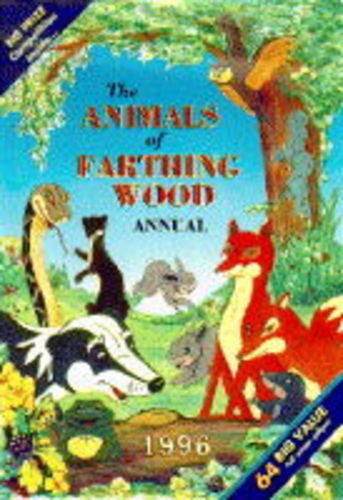 9780749823153: Animals of Farthing Wood Annual 1996