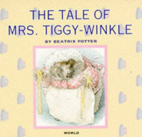 9780749823405: The Tale of Mrs. Tiggy-Winkle (Beatrix Potter Library)