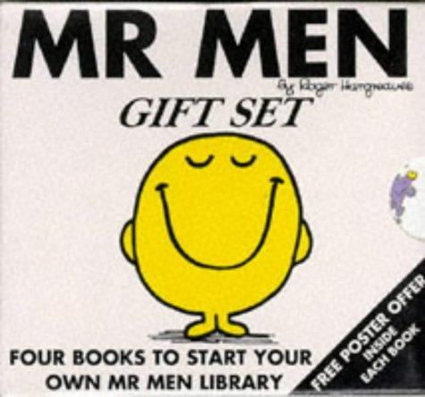 9780749823900: Mr. Men Gift Pack (Mr. Men Library)