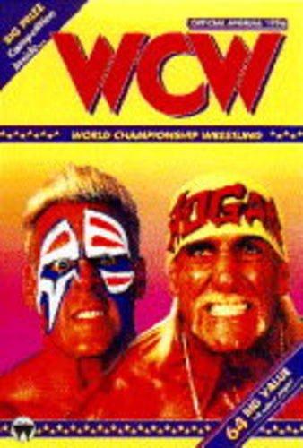 9780749824051: World Championship Wrestling Annual 1996