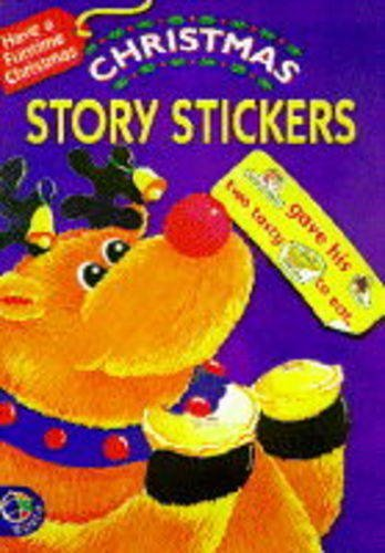 Christmas Story Stickers : A Mince Pie for Father Christmas: Malam, John