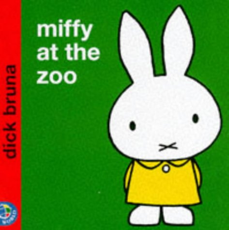 Miffy at the Zoo (Miffy's Library) (0749829869) by DICK BRUNA