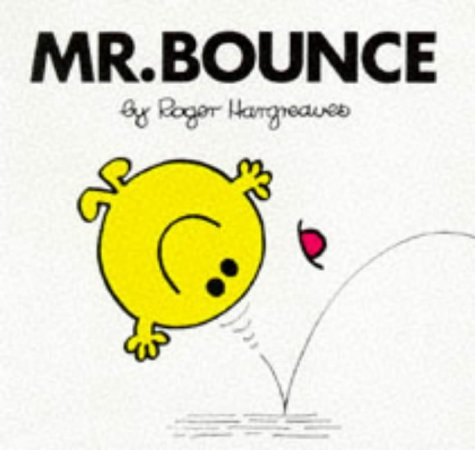 9780749832612: Mr. Bounce (Mr. Men Hardbacks)