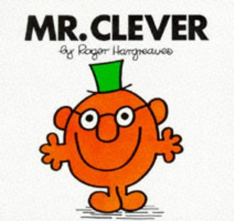 9780749832766: Mr. Clever (Mr. Men Hardbacks)