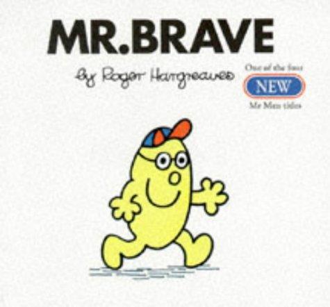 9780749832797: Mr. Brave (Mr. Men Library)