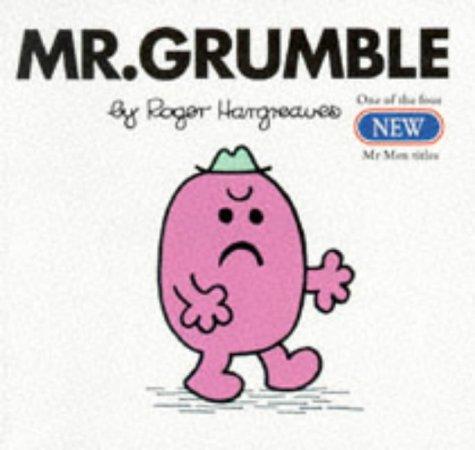 9780749832803: Mr.Grumble (Mr. Men Library)