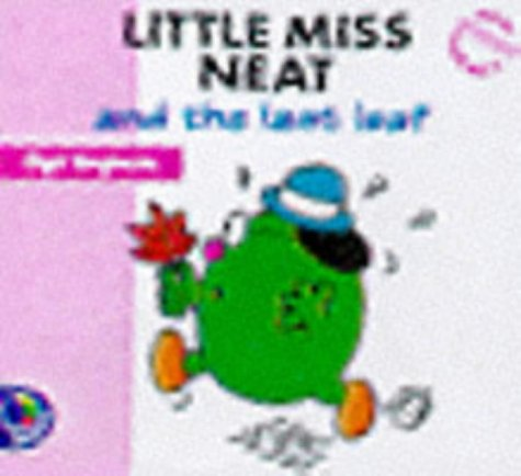 Little Miss Neat and the Last Leaf: Hargreaves, Roger