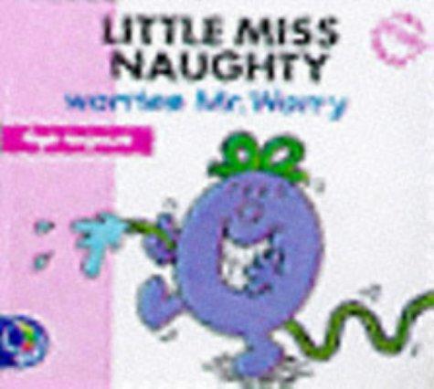 9780749836276: Little Miss Naughty Worries Mr.Worry