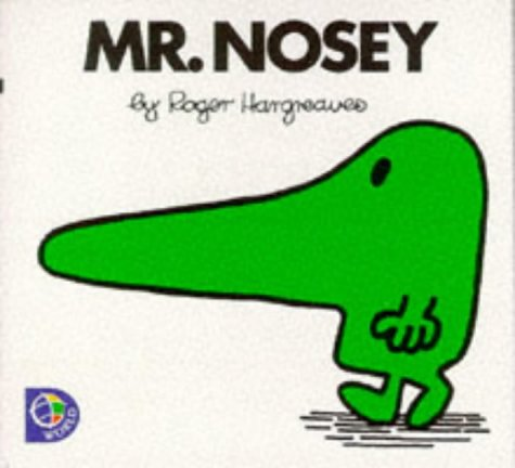 9780749838133: Mr.Nosey