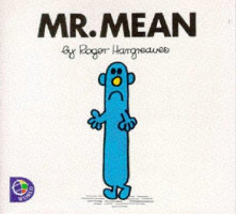 9780749838287: Mr. Mean (Mr. Men Library)