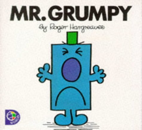 Mr.Grumpy (Mr. Men) (9780749838362) by Roger Hargreaves