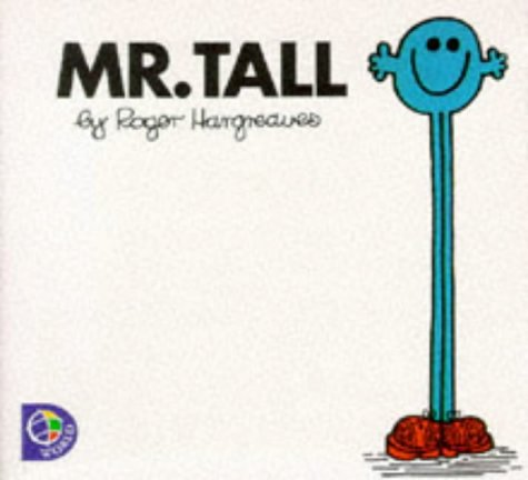 9780749838409: Mr.Tall (Mr. Men Library)