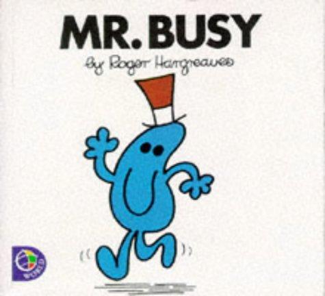 9780749838478: Mr. Busy (Mr. Men S.)