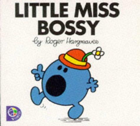 Little Miss Bossy (Little Miss Library): Roger Hargreaves