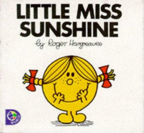 9780749838560: Little Miss Sunshine (Little Miss Library)
