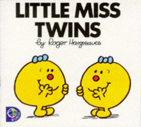 9780749838645: Little Miss Twins