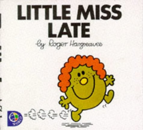 9780749838676: Little Miss Late (Little Miss Library)
